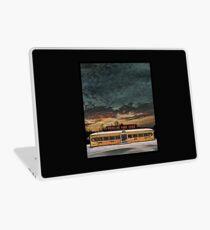 Vicksburg Mississippi Sky over the Highland Park Diner, Rochester Laptop Skin