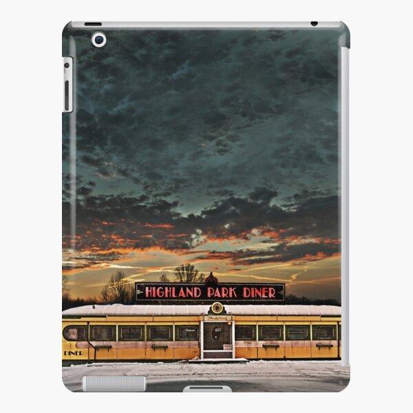 Vicksburg Mississippi Sky over the Highland Park Diner, Rochester iPad Snap Case