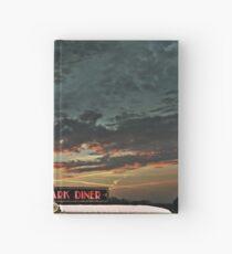 Vicksburg Mississippi Sky over the Highland Park Diner, Rochester Hardcover Journal