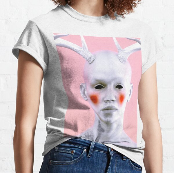 Antlers 2 Classic T-Shirt