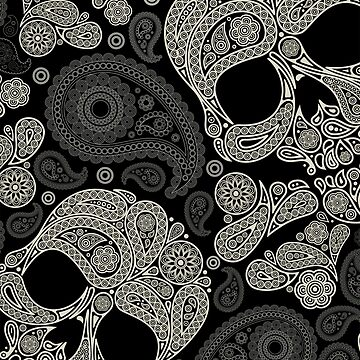 Life's true face is the skull by sweetlord