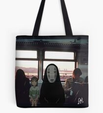 Studio Ghibli Spirited Away Tote Bag