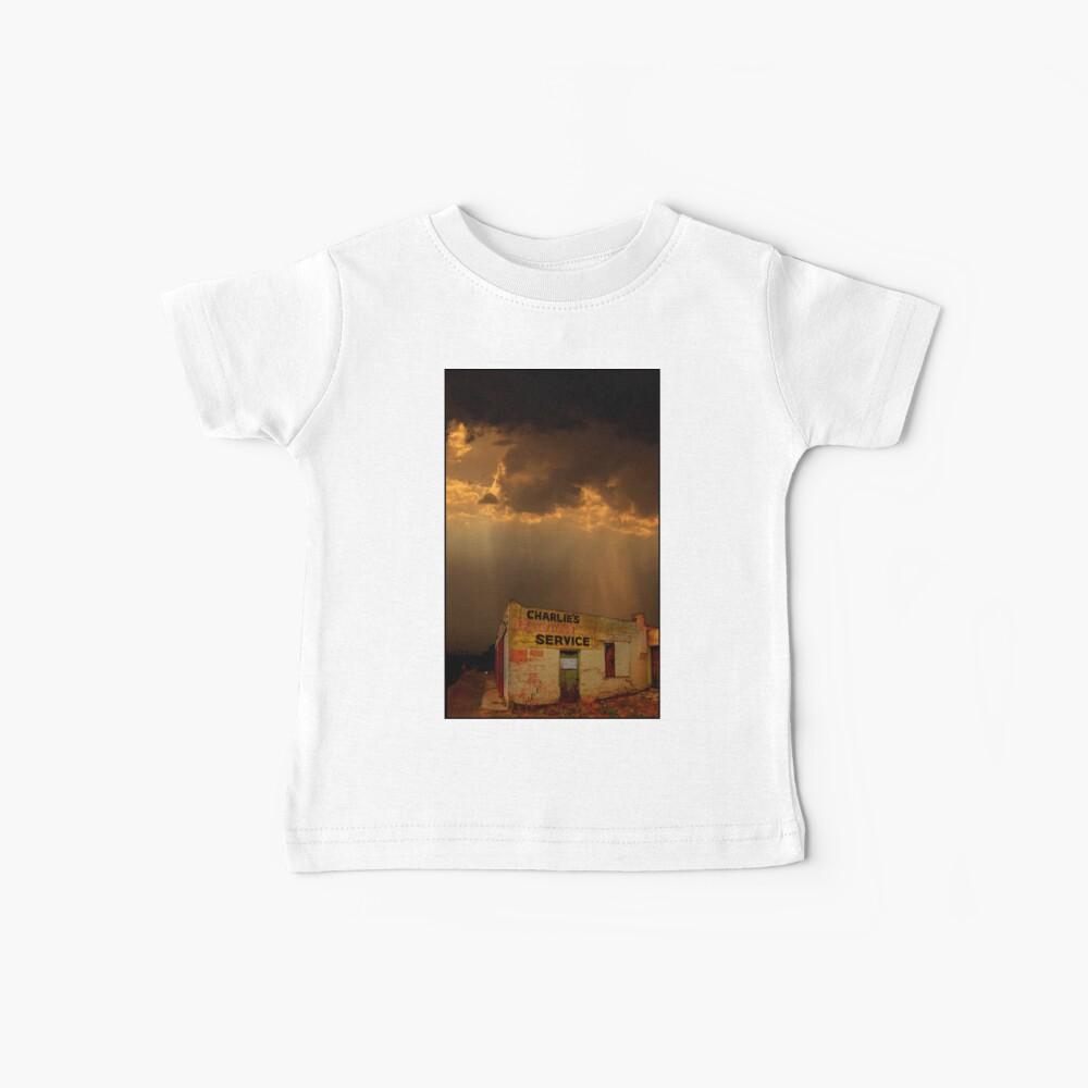Charlie's Radiator Service, Milan, New Mexico Baby T-Shirt