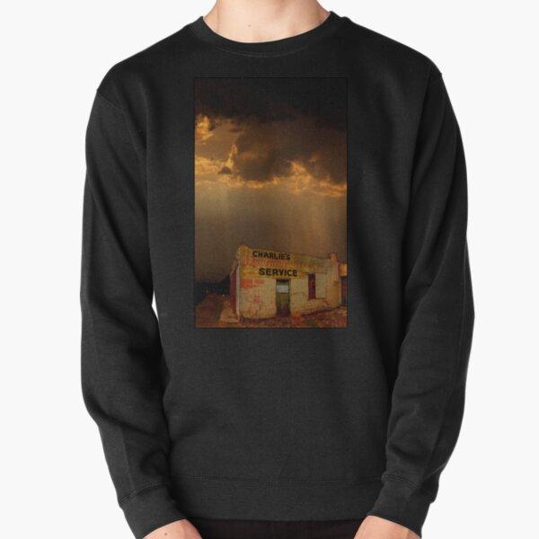 Charlie's Radiator Service, Milan, New Mexico Pullover Sweatshirt