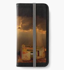Charlie's Radiator Service, Milan, New Mexico iPhone Wallet/Case/Skin