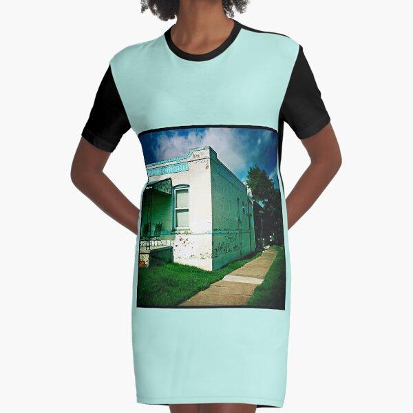 Denver, Colorado Graphic T-Shirt Dress