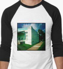 Denver, Colorado Men's Baseball ¾ T-Shirt