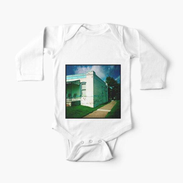 Denver, Colorado Long Sleeve Baby One-Piece