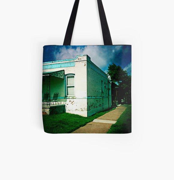 Denver, Colorado All Over Print Tote Bag