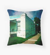 Denver, Colorado Throw Pillow