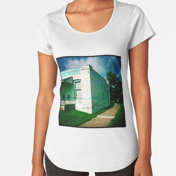 Denver, Colorado Premium Scoop T-Shirt