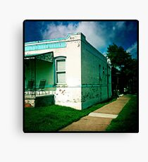 Denver, Colorado Canvas Print