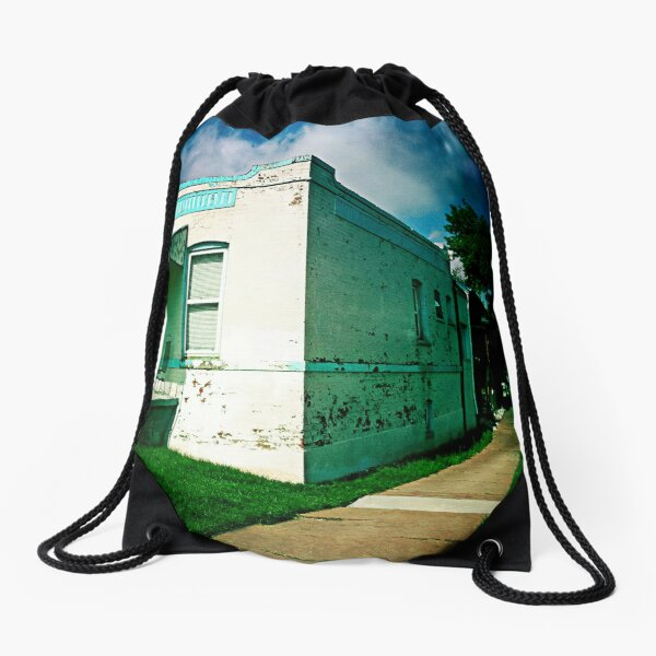 Denver, Colorado Drawstring Bag
