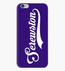 Screwston iPhone Case