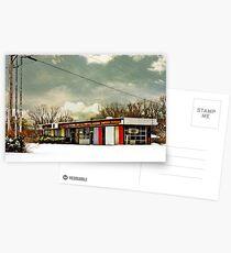 I-90 2-27-08 7:44 AM NEW YORK Postcards