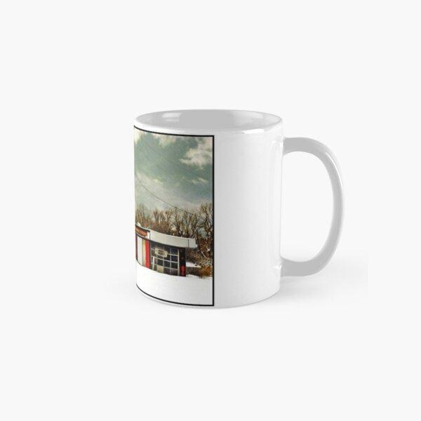 I-90 2-27-08 7:44 AM NEW YORK Classic Mug