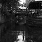 Canals I by Nicholas de Boos