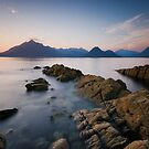 Last Light, Elgol by Peter Clarke