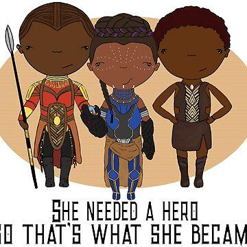 Heroes by mimiboo