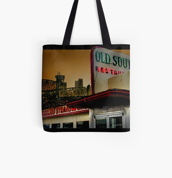 Arkansas All Over Print Tote Bag