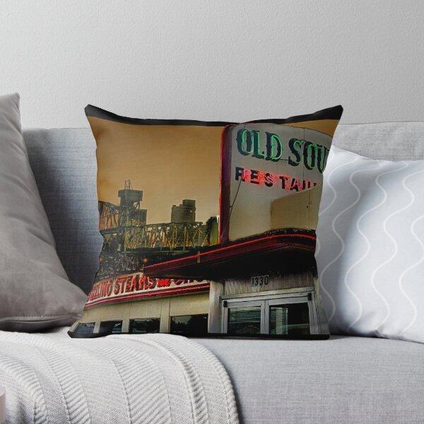 Arkansas Throw Pillow