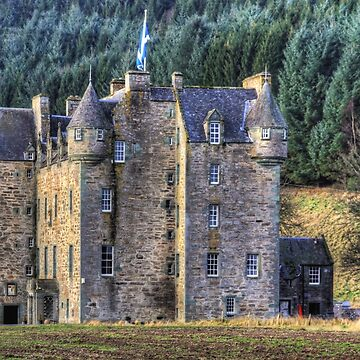 Castle Menzies by tomg