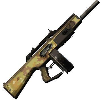 AA12 Shotgun by TortillaChief
