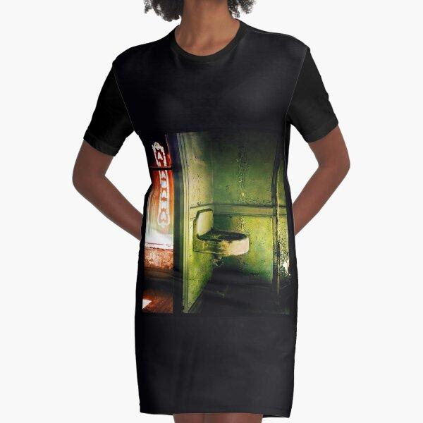 Alabama Graphic T-Shirt Dress