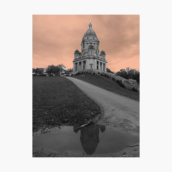 Ashton Memorial Photographic Print