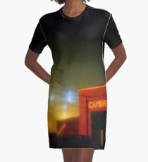 Cambridge Graphic T-Shirt Dress