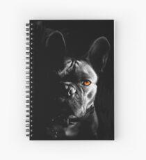 Look Deep into My Eyes.... Spiral Notebook