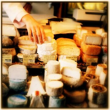 Fromage, Montmartre by jdempsey