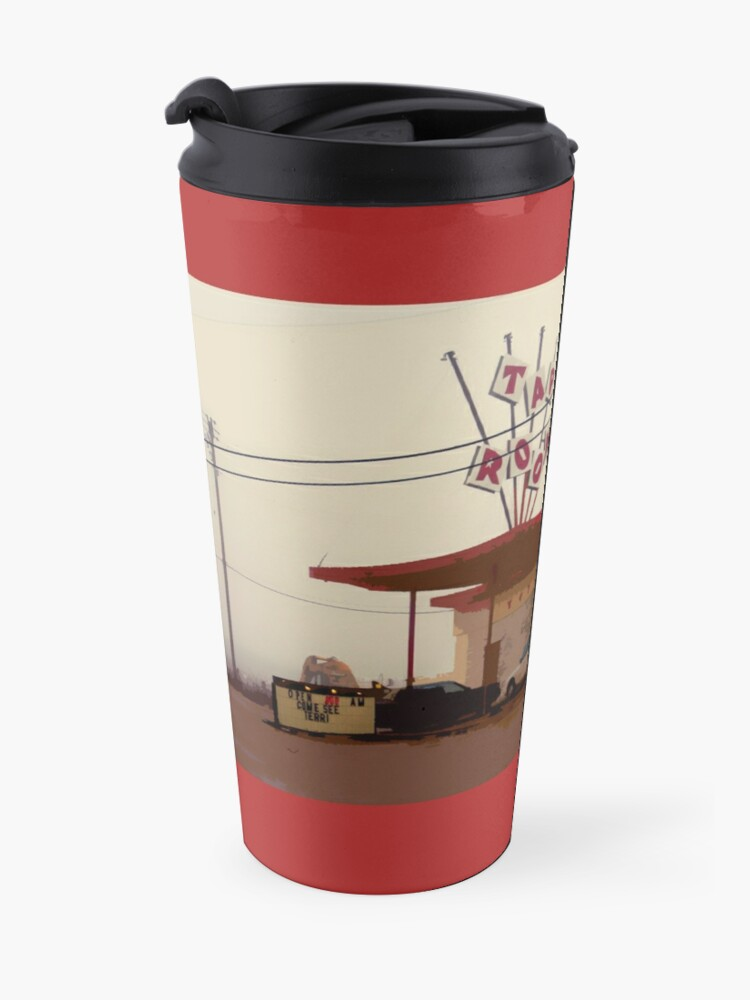 Alternate view of Come See Terri Travel Mug