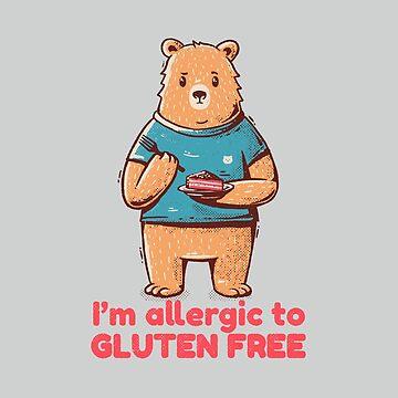 I'm allergic of gluten free by tobiasfonseca