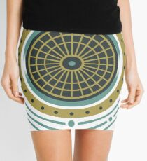 Mandala Mini Skirt