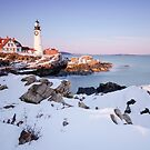 Portland Head Light by Peter Clarke