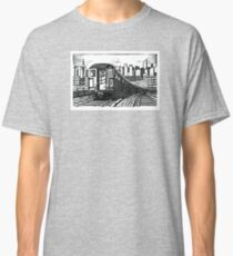 New York Subway Train Classic T-Shirt
