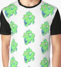 Cryptid Friends - Nessie! Graphic T-Shirt