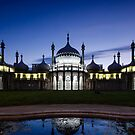 Brighton Pavilion by Peter Clarke