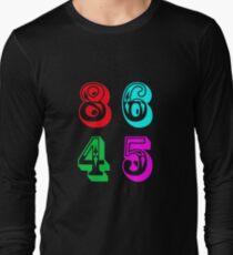 86 45 - Impeach Trump Long Sleeve T-Shirt