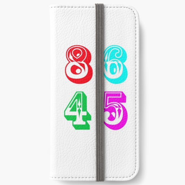 86 45 - Impeach Trump iPhone Wallet