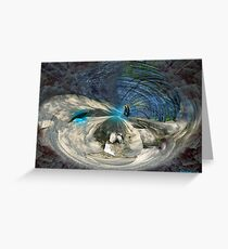 HOLLOW EARTH  Greeting Card