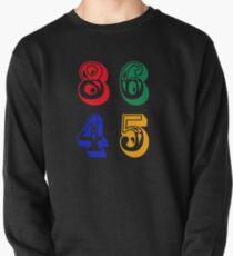 86 45 - IMPEACH TRUMP Pullover Sweatshirt