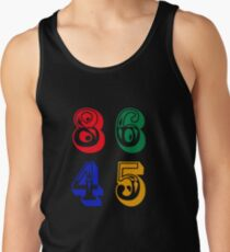 86 45 - IMPEACH TRUMP Tank Top