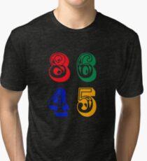 86 45 - IMPEACH TRUMP Tri-blend T-Shirt
