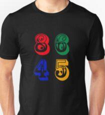 86 45 - IMPEACH TRUMP Slim Fit T-Shirt