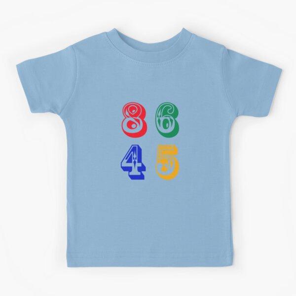 86 45 - IMPEACH TRUMP Kids T-Shirt
