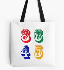 86 45 - IMPEACH TRUMP Tote Bag