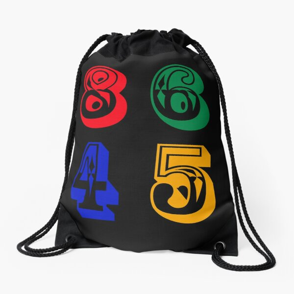 86 45 - IMPEACH TRUMP Drawstring Bag