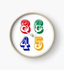 86 45 - IMPEACH TRUMP Clock